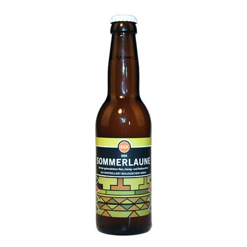 """Bio-Bier """"Sommerlaune"""""""