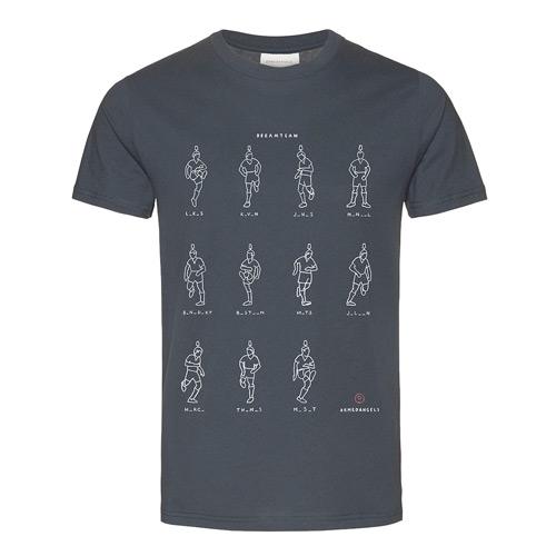 "T-Shirt ""The Team"", ARMEDANGELS"