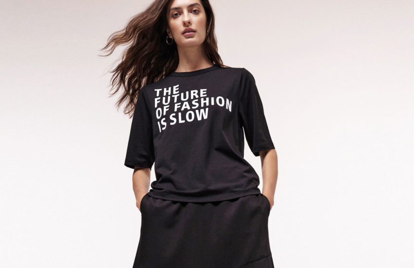 Slow Fashion: the future of fashion is slow!