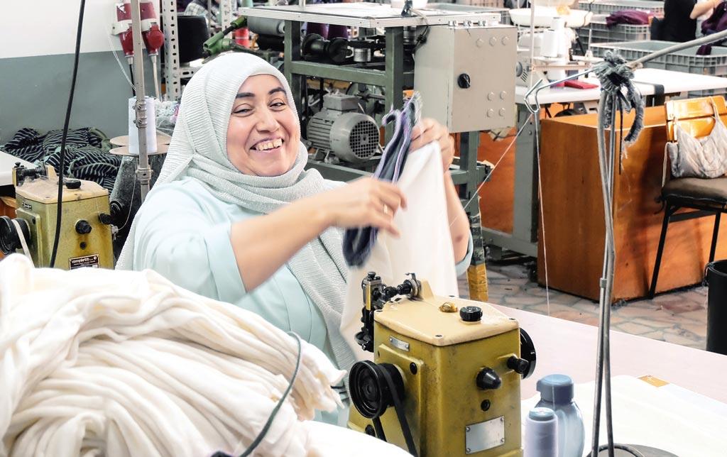 Faire Arbeitsbedingungen für unsere Mode-Produzent*innen - buy fair!