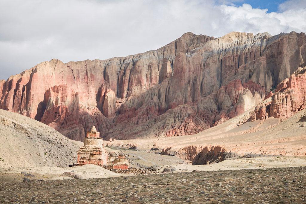 Foto Red Cliff von Barbara Flesch